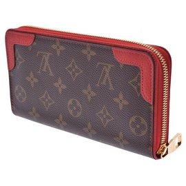 Louis Vuitton-Louis Vuitton wallet-Red