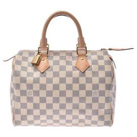 Louis Vuitton-Louis Vuitton Satchel-Brown