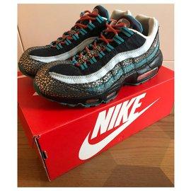 Nike-NIKE AIR MAX LUNAR 95-Multiple colors