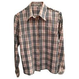 Burberry-Beautiful burberry shirt-Beige