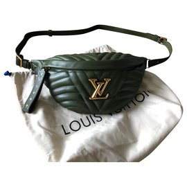 Louis Vuitton-Sac banane-Kaki