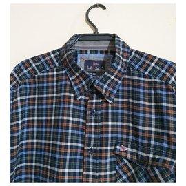 Paul Smith-chemises-Bleu,Multicolore,Vert,Orange