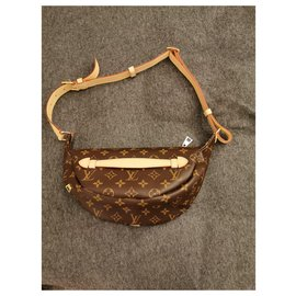 Louis Vuitton-Bumbag Louis Vuitton nouveau-Marron