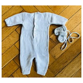 Baby Dior-Baby Dior jumpsuit-Light blue