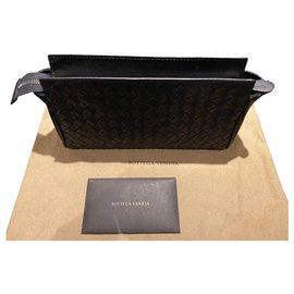 Bottega Veneta-Purses, wallets, cases-Black