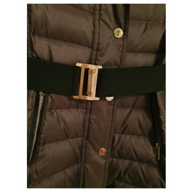 Burberry-Puffy jacket-Olive green
