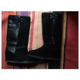 Marc by Marc Jacobs-marc jacobs boots-Black