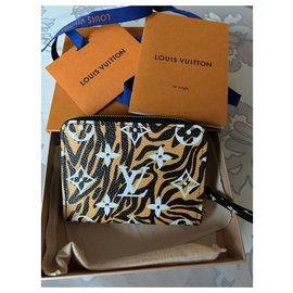 Louis Vuitton-Louis Vuitton Zippy Jungle wallet-Black