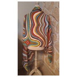 Autre Marque-Scarves-Multiple colors