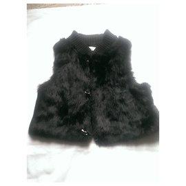 Iro-Knitwear-Black