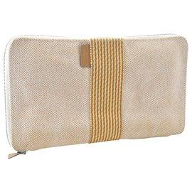 Hermès-Hermes wallet-Beige