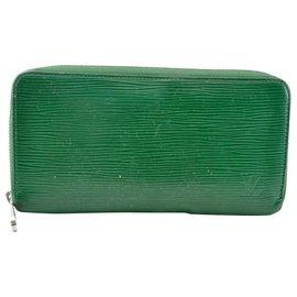 Louis Vuitton-Louis Vuitton wallet-Green