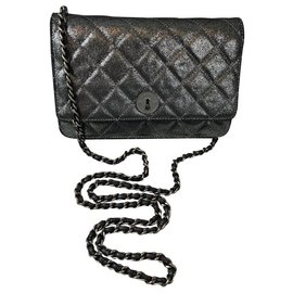 Chanel-Chanel Woc-Silvery