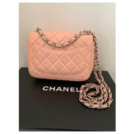 Chanel-Classic CHANEL-Pink