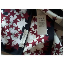 Burberry-Scarf silk-Other