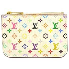 Louis Vuitton-Louis Vuitton Purse-White