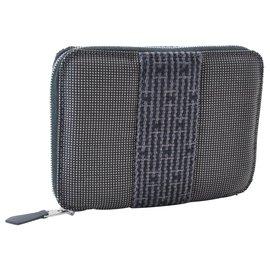 Hermès-Hermes wallet-Grey