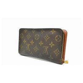Louis Vuitton-Louis Vuitton wallet-Brown