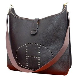 Hermès-Hermès Evelyne-Brown