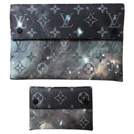 Louis Vuitton-Galaxy sleeve duo Louis Vuitton-Dark grey