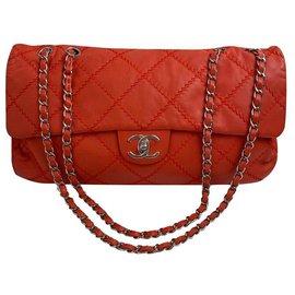 Chanel-Chanel Classique-Rouge