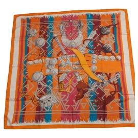 Hermès-lujo crollo-Orange