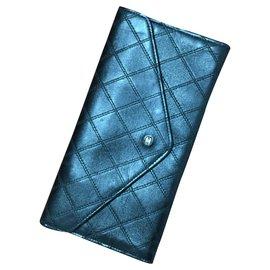 Chanel-portefeuilles chanel-Noir