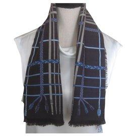"Hermès-""unplugged-Bleu Marine,Bleu foncé"