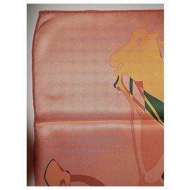 Hermès-Elastic carriage-Multiple colors