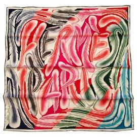 """Hermès-"""" À la Plume""""-Multiple colors"""