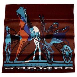 Hermès-Calèche Elastique-Multiple colors