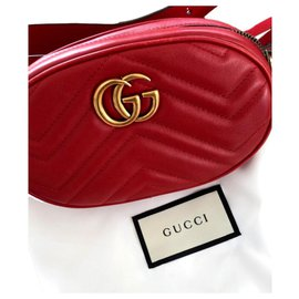 Gucci-Cover marmont-Red