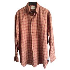 Façonnable-chemises-Bronze