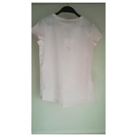 Kenzo-Tee shirt Fille Neuf Kenzo 8 ans-Rose
