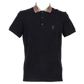 Versace-Versace Polo new-Black