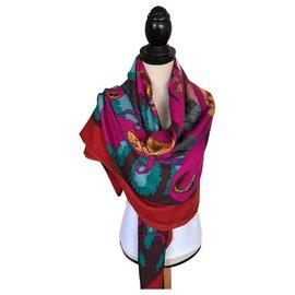 """Hermès-""""Monsieur  et Madame""""-Multicolore"""