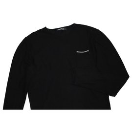 Karl Lagerfeld-Sweaters-Black
