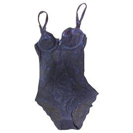 Autre Marque-Body Lise Charmel-Bleu,Bleu Marine,Bleu foncé