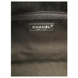 Chanel-Chanel tote-Black