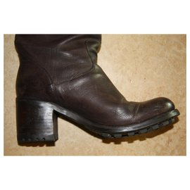 Free Lance-Boots-Brown