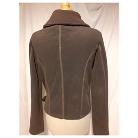 Ikks-Biker jackets-Grey
