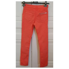 Autre Marque-Pantalons-Corail
