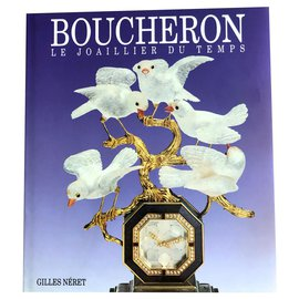 Boucheron-BOUCHERON le joaillier du temps - Gille Neret Ed° 1992-Multicolore