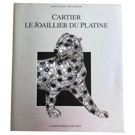 Cartier-Cartier Le Joaillier du Platine-Argenté