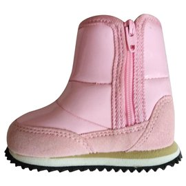 Nike-Baby Stiefel-Pink