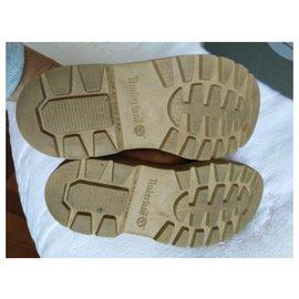 Timberland-Klassische Stiefel-Karamell