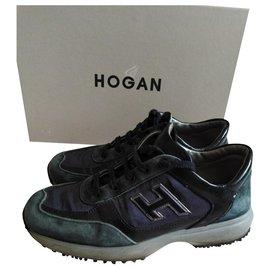 Hogan-Classic-Bleu