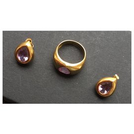 Autre Marque-Ensembles de bijoux-Lavande