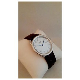 Hermès-GM Bogen-Weiß