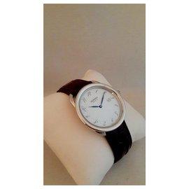 Hermès-Arceau GM-Blanc